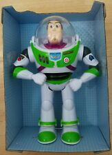 PVC Action Figures Toy Story Buzz Lightyear Lights Voice Movable Gift