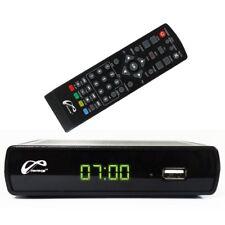 TV Television Converter Box full HD 1080p + Remote Control RCA Analog To Digital