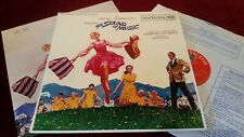 THE SOUND OF MUSIC - ORIGINAL UK MONO LP IN LAMINATED SLEEVE WITH BOOKLET