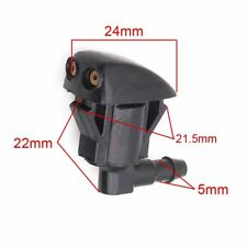 2 Front Windshield Washer Wiper Spray Nozzle For Jeep Grand Cherokee 2005-2010