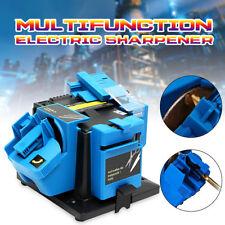 220-240V 96W Electric Grinder Multifunction Sharpener Grinding Drill Tool Knife