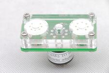 1pc Dual 6AK5 5654 EF95 TO ECC88 6922 6DJ8 tube converter adapter For little dot