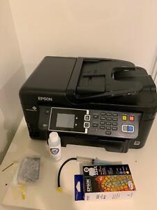 EPSON WF-3620 Printer - Need Gone!!!