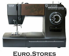 Toyota Super Jeans 34 Sewing Machine SuperJ34 Free Shipping Genuine NEW