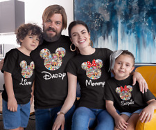 Disney Family Vacation customized t-shirts New Matching T-Shirts for families.