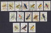Malawi - Birds 1988