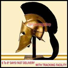 King Spartan 300 Movie Helmet + Liner & Display Stand