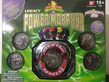 Mighty Morphin Power Rangers Legacy Morpher