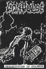 Convulse - Resuscitation Of Evilness,1990 (Fin), Tape
