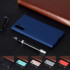 Ultra Slim Silicone Soft TPU Back Case Cover For Samsung Galaxy Note 10 Plus/10