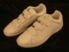 Nike Court Tradition velcro white women leather trainers uk 5 eu 38.5