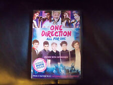 One Direction: All for One (DVD, 2012) EUC
