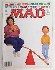 ROSEANNE BARR Mad #287 Spy VS Spy Female Bodybuilders Will Eisner Comics 1989