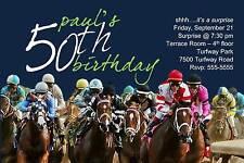 Horses Birthday Greeting Cards Invitations eBay