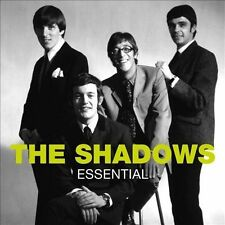 THE SHADOWS Essential CD BRAND NEW