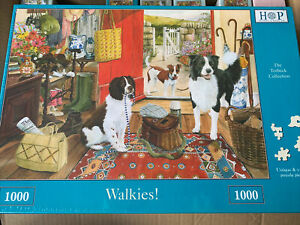 House Of Puzzles WALKIES 1000 Piece Puzzle
