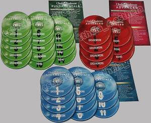 Clinton Anderson Fundamentals, Intermediate & Advanced Set with Excercise Sheets
