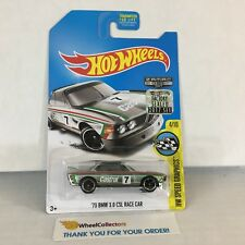 '73 BMW 3.0 CSL Race Car #57 * ZAMAC * Hot Wheels 2017 Factory Set * E10