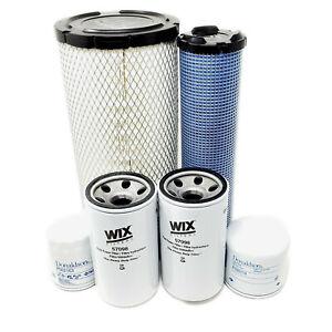CFKIT Maintenance Filter Kit for/Kubota M9000 ME9000 Tractors w/ V3300-TIE Eng.