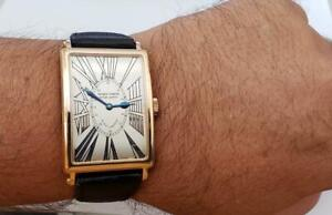 Roger Dubuis 18k Rose Gold MUCH MORE Watch - Automatic - HUGE