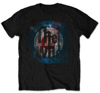 The Who 'Target Texture' (Packaged) T-Shirt - NEW & OFFICIAL!