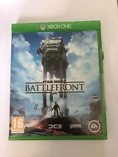 Xbox One Game Star Wars Battlefront  VGC