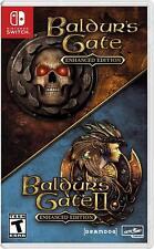 Baldur's Gate: I and II Enhanced Edition - Nintendo Switch