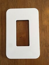 Wemo Dimmer Wifi Light Switch Remplacement Plate Only