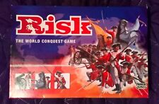 Risk Board Game Parker 2004 Gold Cavalry Figure Edition strategy game Family fun