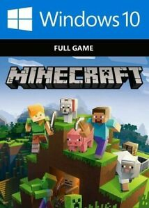 Minecraft Windows 10 Edition: Digital Code (PC) - GLOBAL