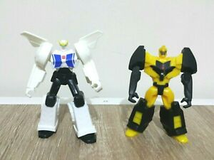 Hasbro Transformers Strongarm Bumblebee McDonald Happy Meal Promotional Toy