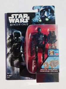 Figurine Star Wars  ROGUE ONE.  K-2SO   Hasbro 2016. NEUF sous blister