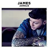 James Arthur  cd  debut album James Arthur  2013 good condition 12 tracks