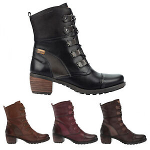 Pikolinos Womens Boots Le Mans 838-8990 Casual Ankle Leather