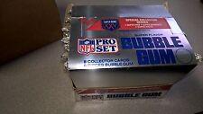 1991 Super Bowl Xxv Pro Set Football Gum Box - Special Collector Series