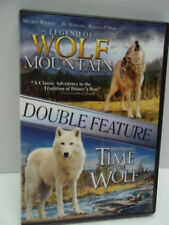 Time of the Wolf Legend Mountain dvd Double Feature Burt Reynolds Mickey Rooney