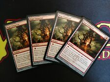 MTG Casual Modern Phyrexian Mana/Rage Extractor Deck Box Sleeves Magic