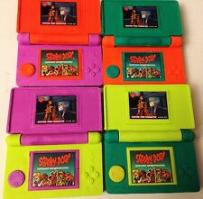NEW! 6 SCOOBY DOO VIDEO GAME ERASERS PARTY FAVORS REWARDS American Girl Doll