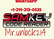 SAMKEY Code Reader SERVER 3 CREDITS Pack Unlock Any Samsung no Root - FAST