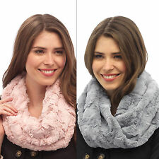 Snood Textured Scarves & Shawls for Women
