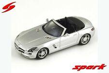 1:43 Mercedes SLS AMG 2010 1/43 • SPARK S1065