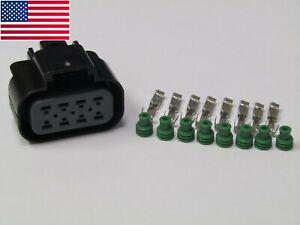 2007-2013 Chevrolet Silverado 1500 / 2500 Headlight connector replacement repair
