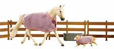 Breyer Classics Best Friends Horse, Dog and Accessories Set 1:12 Scale No.61082