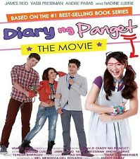 DIARY NG PANGET - NADINE LUSTRE JAMES REID TAGALOG ENGLISH SUBTITLE MOVIE - DVD