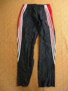 Pantalon Adidas pluie coupe vent Homme Survetement K-way Ventex - 174 / M