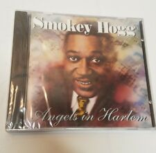 SMOKEY HOGG ANGELS IN HARLEM BRAND NEW CD SEALED 22 TRACKS