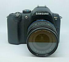Samsung NX NX10 14.6MP Digital Camera - Black (Kit w/ 18-55mm Lens)