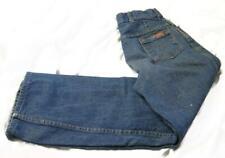 Vintage Tour De France Denim Blue Jeans - Size 18