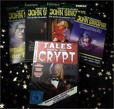PREISALARM * NEU: TALES FROM THE CRYPT 3 * DVD + 4 x JOHN SINCLAIR * TOP