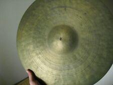 "18"" Vintage K Zildjian Istanbul ""Thin"" Cymbal 1535g"
